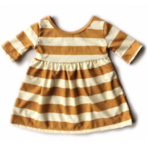 Stroller Haus Ashley Stripe Dress