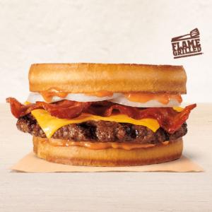 $0.01 for Burger King App New Users: Single SourDough King Sandwich @ Burger King