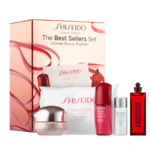 SHISEIDO Best Sellers Set