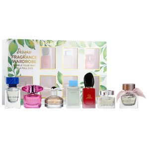 SEPHORA FAVORITES Designer Fragrance Wardrobe Minis