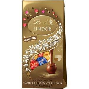 $2.97 Lindt Lindor Assorted Chocolate Truffles, 8.5 oz