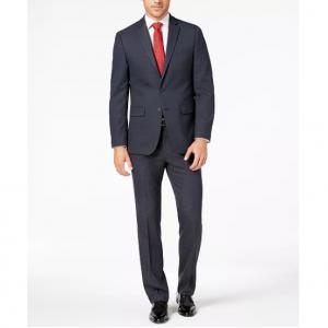$79.99(value $395) for Van Heusen Flex Men's Slim-Fit Suits @ Macy's