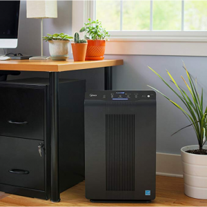 Winix 5500-2 Air Purifier with True HEPA, PlasmaWave & Odor Reducing Washable AOC Carbon Filter