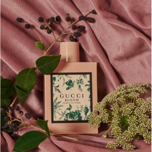 $57.95 (Was $83) For Gucci Bloom Acqua di Fiori Eau De Toilette Spray, Perfume for Women,1.6 oz