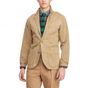 POLO RALPH LAUREN Cotton Chino Sport Coat
