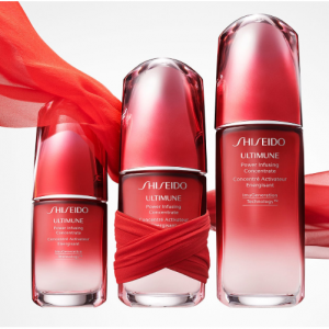 Shiseido Free 7-pc Gift Set ($104 Value) with $75 Purchase, + Free Shipping @Nordstrom