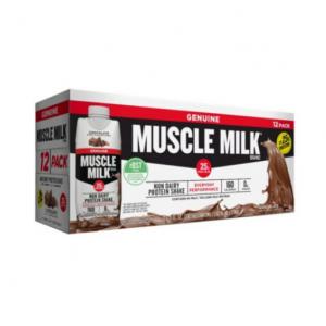 Muscle Milk Genuine Non-Dairy Protein Shake, Chocolate (11 fl. oz., 12 pk.)