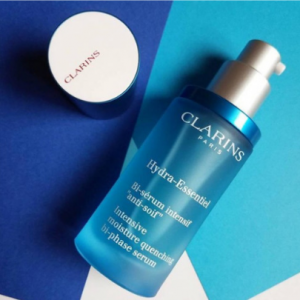 15% off Clarins Hydra-Essentiel Bi-Phase Serum - 30ml @ Unineed