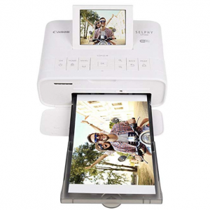 Canon SELPHY CP1300 Wireless Compact Photo Printer @ Amazon