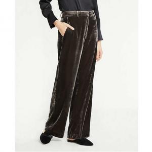 Velvet Smoking Pants