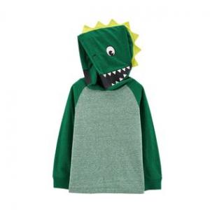Carter's Dinosaur Hooded Tee