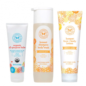 Up to 25% Off Kids & Family Items Sale @ The Honest Company