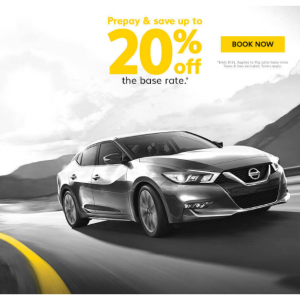 Hertz Offers - Travelers Over 50 Save More