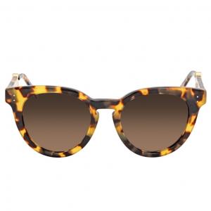 MARC JACOBS Brown Gradient Cat Eye Ladies Sunglasses MARC129S 000F HA