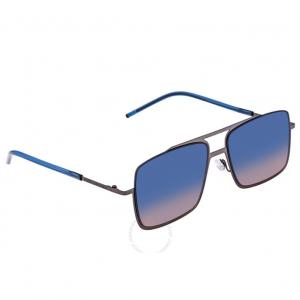 MARC JACOBS Rectangular Ladies Sunglasses