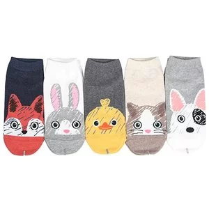 Customonaco Women's Cool Animal Fun Crazy Socks