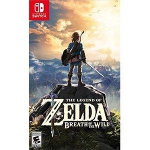 Select Nintendo Switch Games @ Walmart