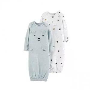 Carter's 2-Pack Babysoft Sleeper Gowns