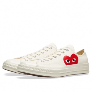 Comme Des Garcons Play X Converse Chuck Taylor 1970s Ox @End Clothing