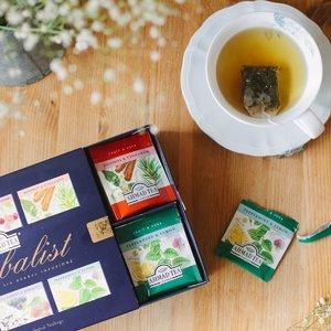 美亚:Ahmad Tea 草本茶 6种配方共60包
