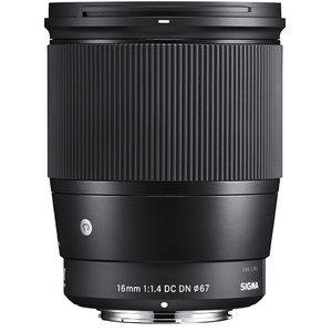 Sigma 16/30/56mm Contemporary Lens sale @ Focus Camera