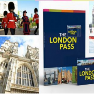 The London Pass - Free entry 80+ top London attractions