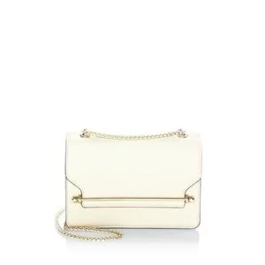 Strathberry East/West Leather Crossbody Bag