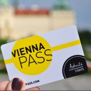 Site Wide sale -  Get 3 day Vienna Pass and save over €44 @Vienna Pass