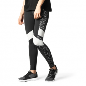 WOMEN TRAINING LUX LEGGING - COLOR BLOCK