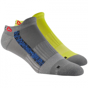 MEN TRAINING REEBOK SOCKS - 2 PACK