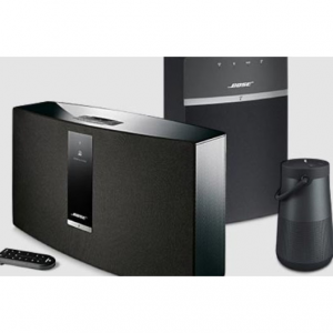 SoundTouch music systems and SoundLink bluetooth speakers