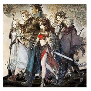 Octopath Traveler Switch @ Amazon