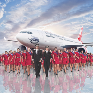 Spring Gateway - Save on airfares when you book in advance @Virgin Australia