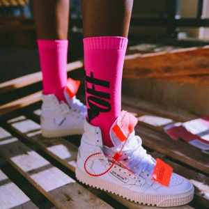 From $230 Off-White Sneakers @ SSENSE