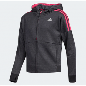 GIRLS TRAINING POLY FLEECE JACKET