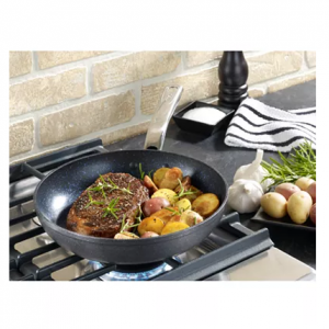 """T-Fal HeatMaster Sapphire-Infused Non-Stick 10"""" Fry Pan"""
