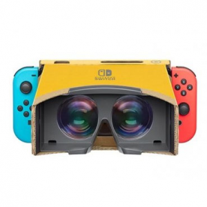 新品!新品!Labo VR Kit - Nintendo Switch VR套件 @ Best Buy
