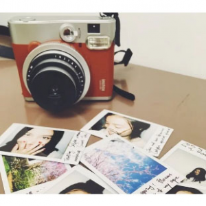 Fujifilm INSTAX Mini 90 Neo Classic Instant Camera @ B&H