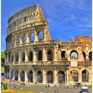 Malta to Rome Flights from €27.23 @Air Malta