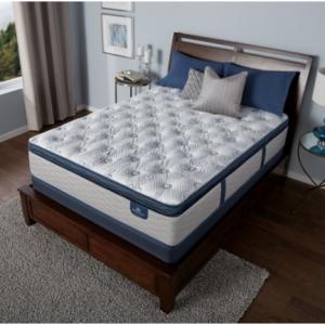 $550 OFF Serta Castleview Cushion Firm Pillowtop Queen Mattress Set @Sam's Club