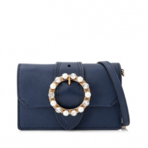 2424e70959 Miu Miu Madras Soft Calf Belt Bag