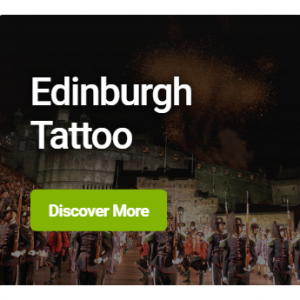 Save up to £50 on Edinburgh Tattoo Breaks