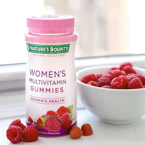Nature's Bounty Optimal Solutions Women's Multivitamin, 80 Gummies @ Amazon