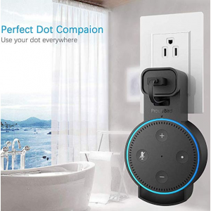 Outlet Wall Mount Hanger Stand for Echo Dot 2, pack of 2 @ Amazon