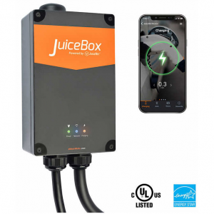 JuiceBox Pro 40 Amp Electric Vehicle Charging Station @ Walmart