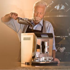 Купите кофемашину, участвующую в акции, и получите 10 кг кофе в подарок | DeLonghi RU
