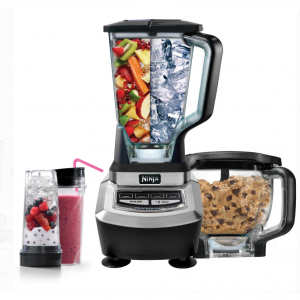 $99 Ninja Supra Kitchen Blender System with Food Processor @ Walmart