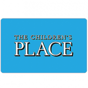 $50 The Children's Place Gift Card for only $40 @ eBay