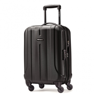 Samsonite Fiero Spinner - Luggage, Black 24''