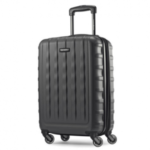 Samsonite E-Volve DLX Spinner - Luggage, Black 24''